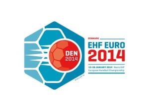Logo europeo Dinamarca 2014