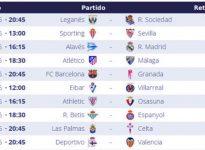 Jornada 10 Liga Espa?ola 2016 | LaLiga Santander