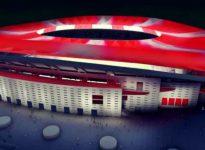 El nuevo estadio del Atleti tiene nombre.