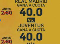?Real Madrid o Juventus? OFERTA para la final de hoy!! ? Cuota mejorada