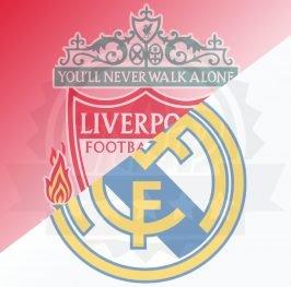 Internacional Champions League Final Stage Liverpool vs Real Madrid supercuota betfair