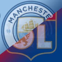 Internacional Champions League Final Stage Manchester City vs Lyon