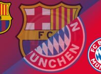 Internacional Champions League Final Stage Barcelona vs Bayern Munich