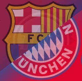 Internacional Champions League Final Stage Barcelona vs Bayern Munich