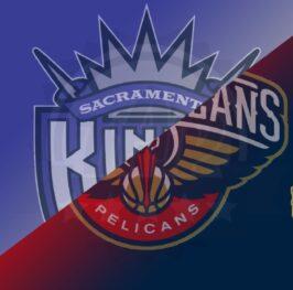 Estados Unidos NBA Sacramento Kings vs New Orleans Pelicans