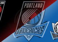 Estados Unidos NBA Dallas Mavericks vs Portland Trail Blazers